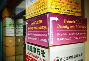 CBD Chinese Massage