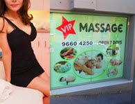 vip massage pyrmont